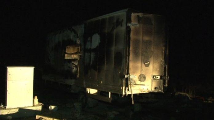 Konya'da el yapımı bomba patladı: 4 ölü