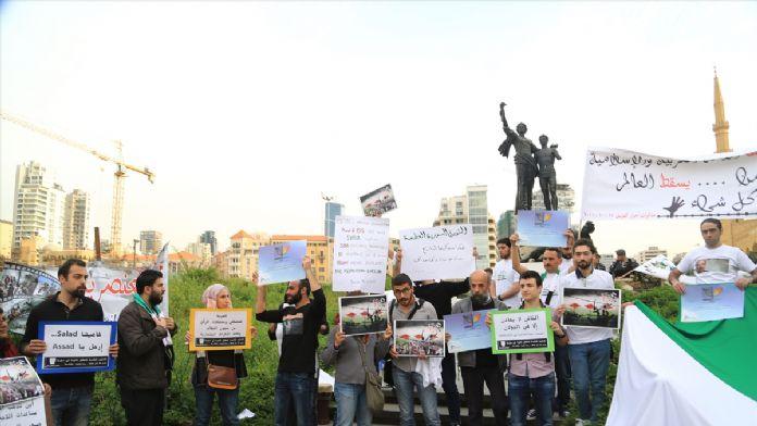 Suriye'deki savaşın 6. yılı
