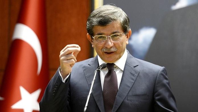 Davutoğlu'ndan patlamayla ilgili flaş açıklama