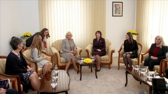 İngiltere Veliahtı Prens Charles Kosova'da