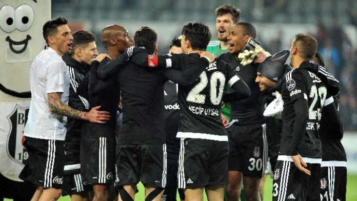Beşiktaş TEK Golle Kazandı