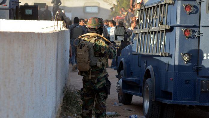 Tunus'taki operasyonlar