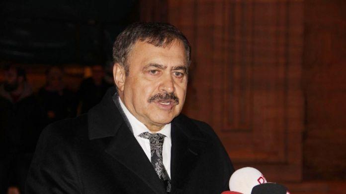 Bakan Eroğlu: Bu saldırının altında PYD, PKK...