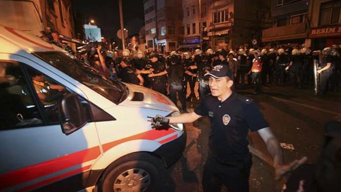Beyoğlu'ndaki terör saldırısı