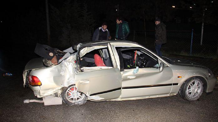 GÜNCELLEME - Karabük'teki trafik kazası
