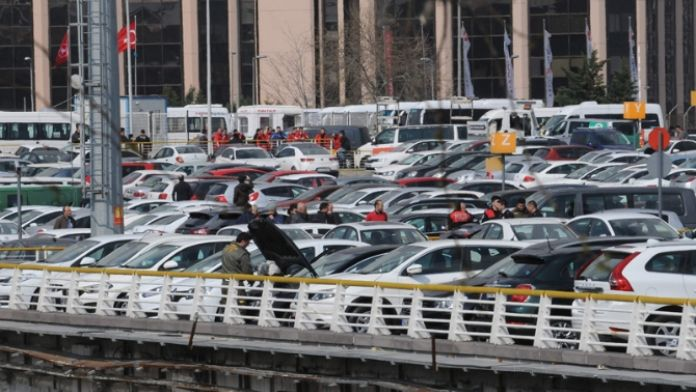 Atatürk Havalimanı'ndaki şüpheli araç temiz çıktı