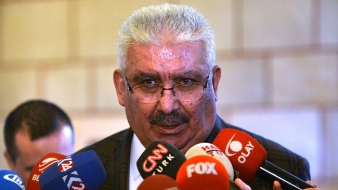 MHP'den 'HDP'lilerin dokunulmazlıkları' ile ilgili açıklama