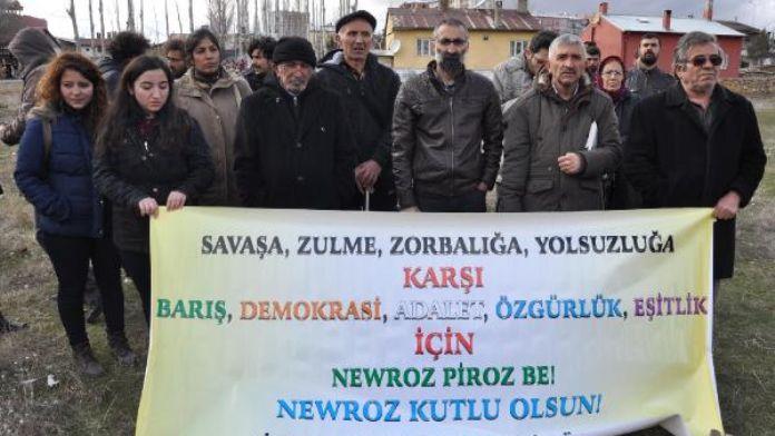 Sivas'ta Demokrasi Platformu'ndan nevruz açıklaması