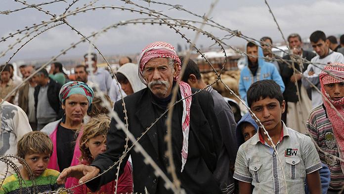 Göçmenlerin Sorunları Konuşuldu