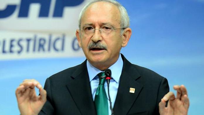 CHP'de yeniden genel başkanlık yarışı başlıyor