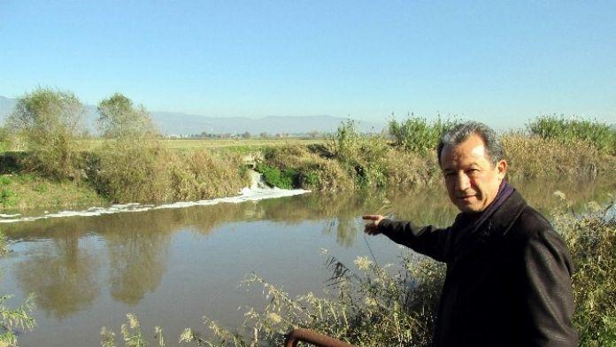 Dr. Aydın; 'Aydın'da Su Varlıklarımız Tehlike Altında'