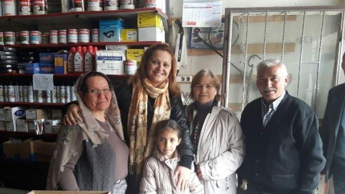 CHP Afyonkarahisar Milletvekili Burcu Köksal: