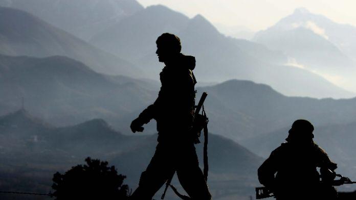Şırnak'ta çatışma: 5 terörist öldürüldü