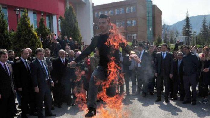 Tokat'ta Nevruz kutlaması