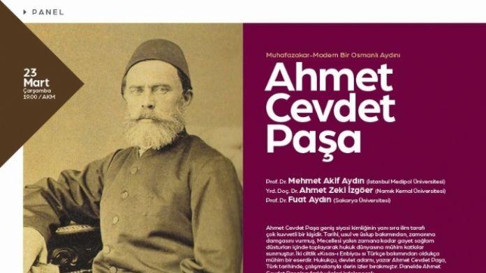'Ahmet Cevdet Paşa' Anısına