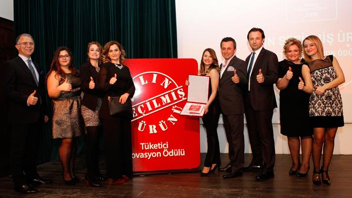Nobel İlaç Tüketici Sağlığı Grubu'na İnovasyon Ödülü
