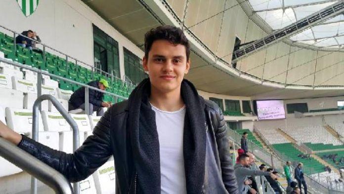 NAC Bredalı Enes Ünal Bursaspor'u izledi