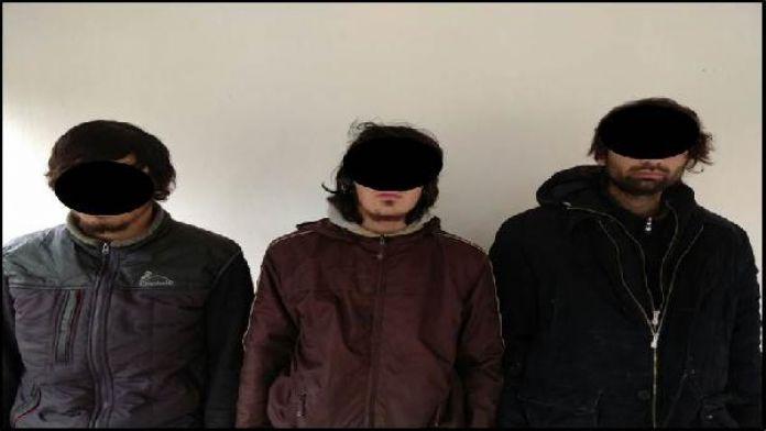 Hatay'da IŞİD mensubu 3 terörist yakalandı