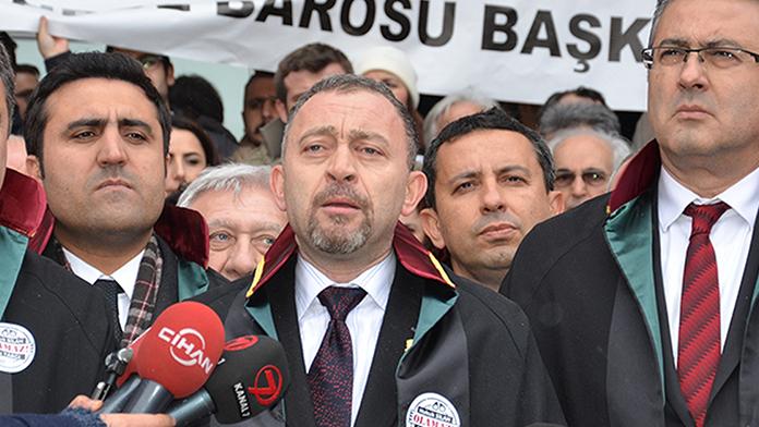 İstanbul Barosu terörü lanetledi