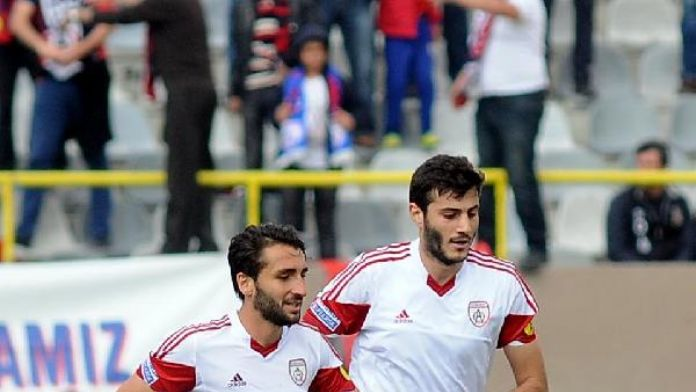 Altınordu'da goller savunmacılardan
