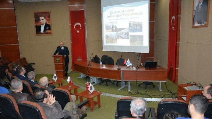 Salihli TSO'da Enerji Verimliliği Eğitimi Verildi