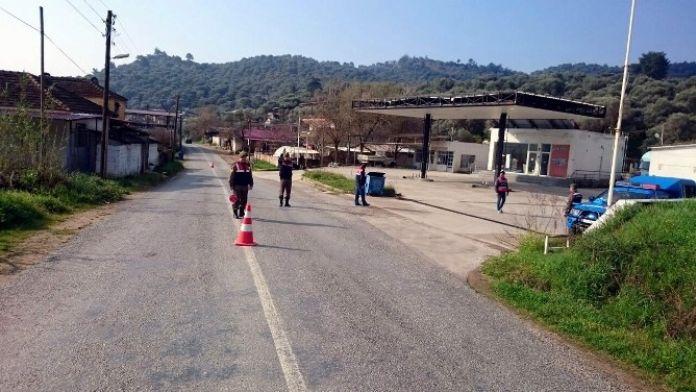 Jandarma Huzur Ve Güvenlik İçin Önleme Aramalarını Sürdürüyor