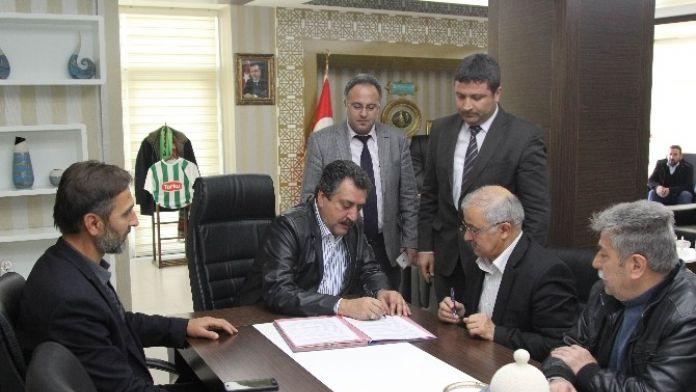 Cihanbeyli Belediyesi İle Ribat Arasında İşbirliği