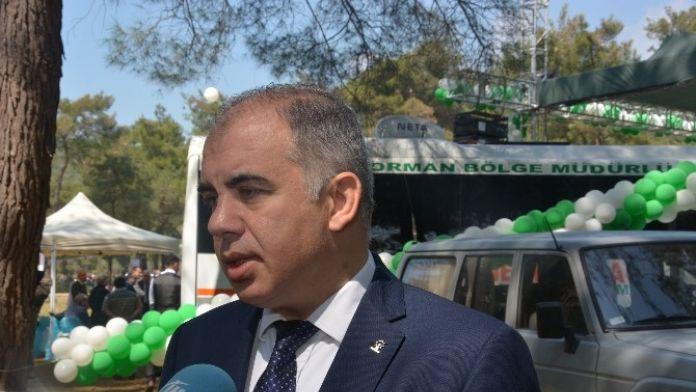 (Özel Haber) AK Parti İl Başkanı Delican'dan İzelman Açıklaması