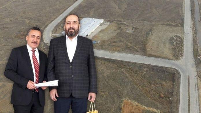 Başkan Tutal'dan Yatırım Müjdesi