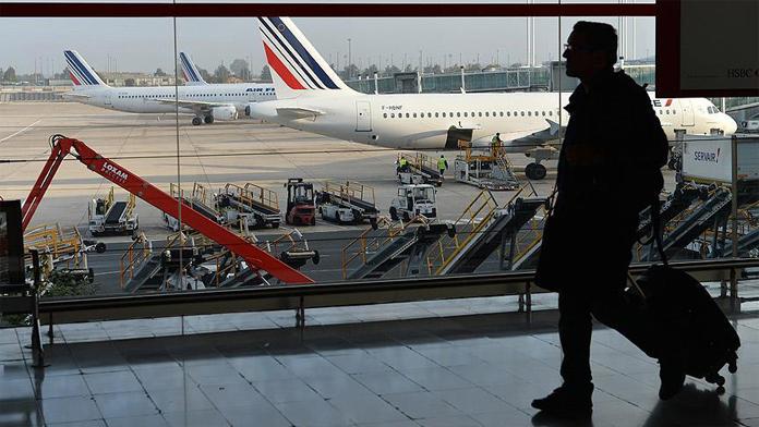 Fransa'da grev !