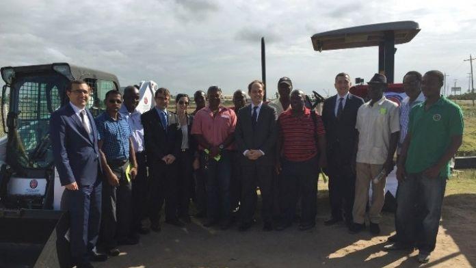 TİKA'dan Guyana'ya Tarım Alanında Destek