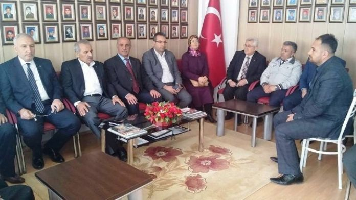 AK Parti Malatya Milletvekili Mustafa Şahin;