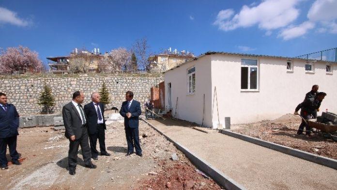 Beyşehir Esentepe'deki Halk Pazarı İyileştiriliyor