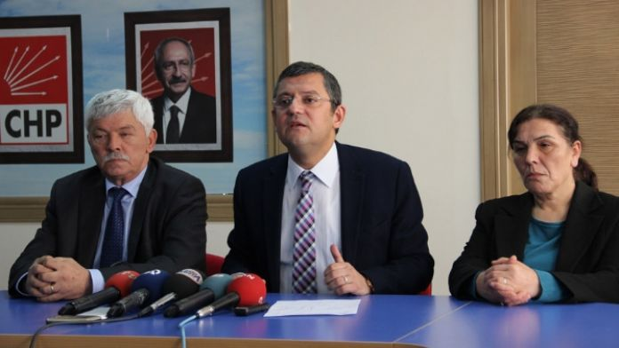 CHP'nin '' Dokunulmazlık Tavrı