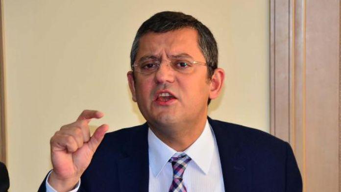 CHP'li Özel'den hükümete ertelenen derbi üzerinden eleştiri