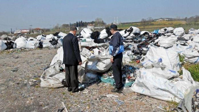 Mudanya Zabıtası Hurdacıları Takibe Aldı