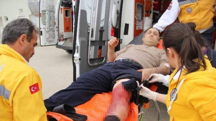 Pideciye 'Bize İndirim Yap' Saldırısı: 2 Yaralı