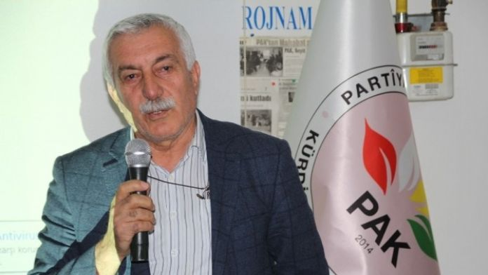 Pak'tan PKK'ya 'Vazgeç' Çağrısı