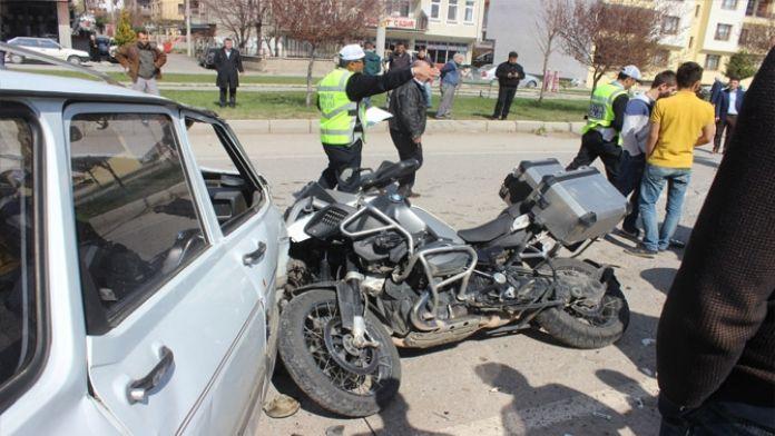 Kütahya'da zincirleme kaza: 6 yaralı