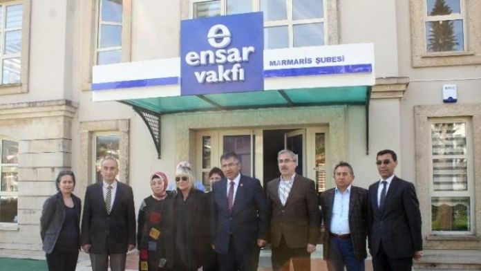 AK Partili Öztürk:'ensar Vakfı Açıklamam Suistimal Edildi'