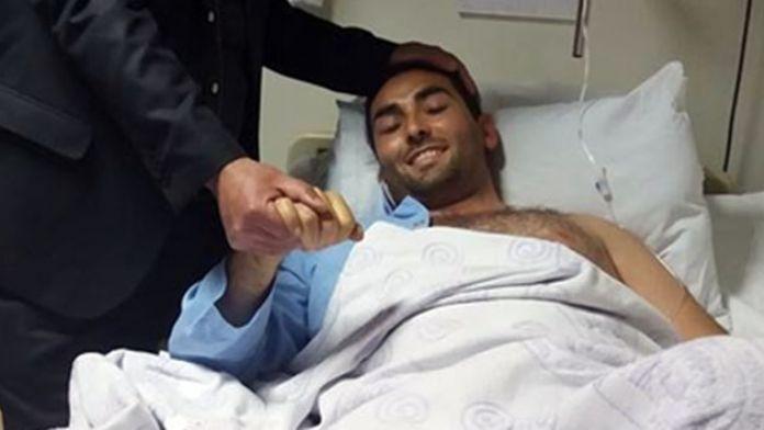 Nusaybin'de yaralanan Teğmen GATA'ya sevk edildi