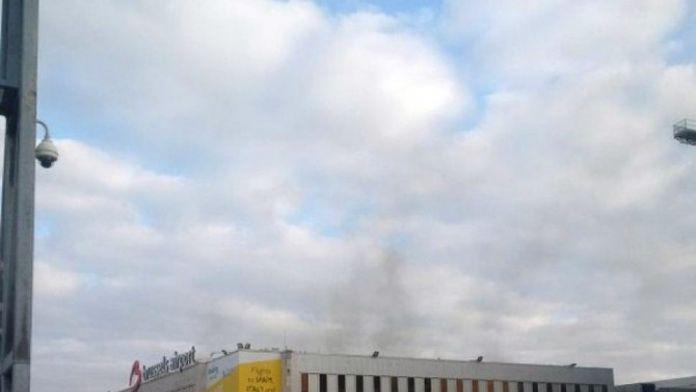 Brüksel Havalimanında Patlama: Çok Sayıda Yaralı Var