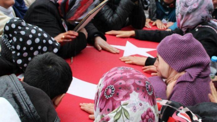 Nusaybin'de hain tuzak: 1 şehit, 9 yaralı