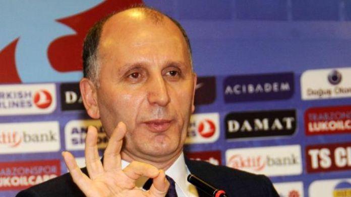 Trabzonspor Başkanı Usta:'Düzenin değişmesi kolay olmayacak'
