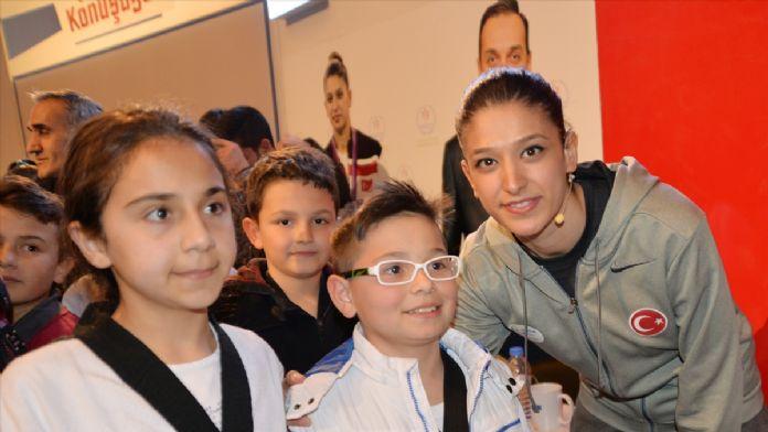 Nur Tatar'ın olimpiyatta hedefi altın madalya