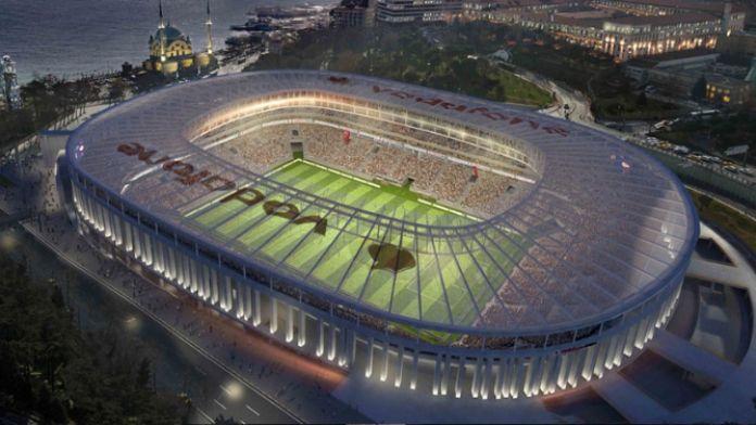İşte Vodafone Arena'daki açılış maçı