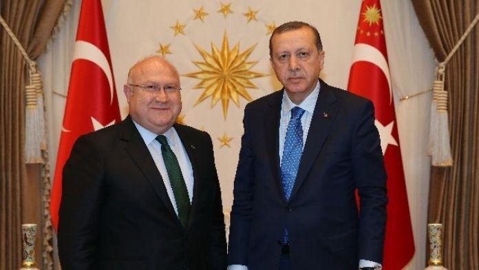 Cumhurbaşkanı Başdanışmanı Şener: 'Türkiye Kurtuluş Mücadelesi Veriyor'