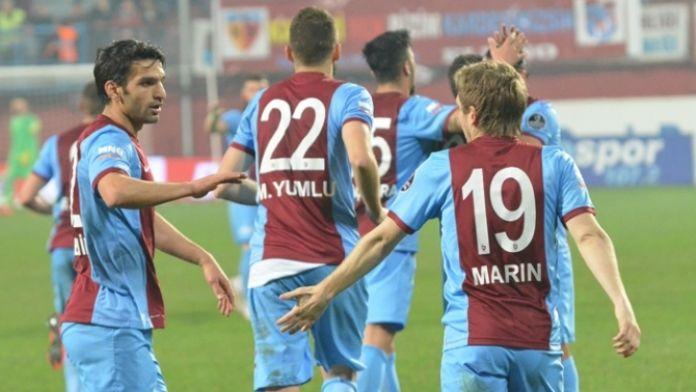 Trabzonspor'da düğmeye basıldı