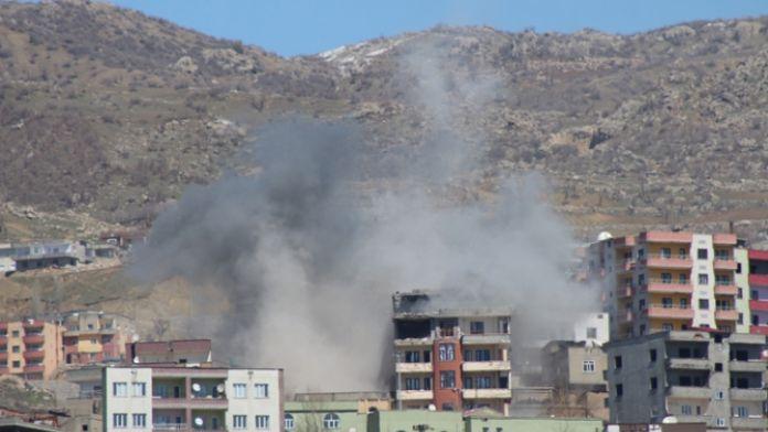 Şırnak'ta 4 PKK'lı öldürüldü, 9'u yakalandı