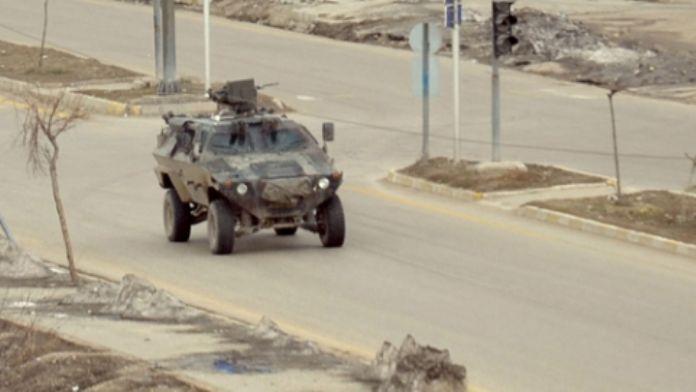Mardin'de bombalı tuzak: 1 polis şehit, 3 polis yaralı